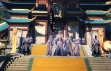 Age Of Wushu Celebrate 7 Years In China With Reveal Of New School