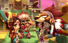 MapleStory 2 Launch Date Set For October 10, But You'll Get The Battle Royale Mode First