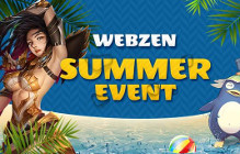 Webzen Hosting Summer Event For All Its Games Starting Today