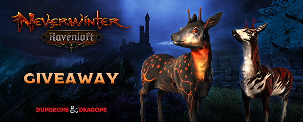 Win 1 of 10 Neverwinter Mount Keys (PS4/Xbox One) - MMO Bomb