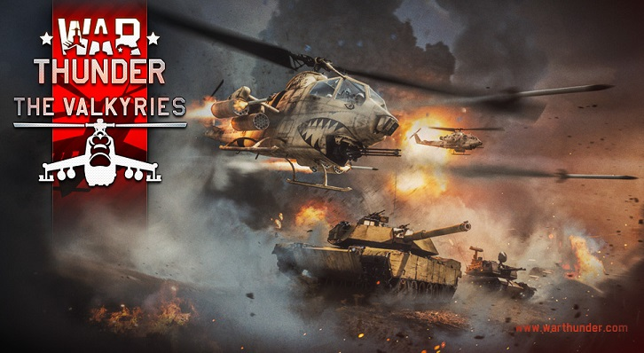 War Thunder Adds Attack Helicopters In Latest Update - MMO Bomb