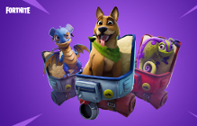 Fortnite Season 6 Is Live And It Brings Pets!
