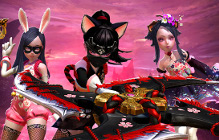 TERA Celebrates The Release Of The Ninja on Consoles With Outfits And Weapon Skins