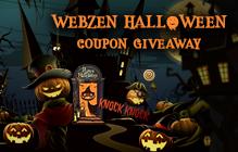 WEBZEN Halloween Gift Key Giveaway