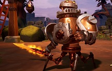 """Torchlight Frontiers Unveils """"Superpowered"""" Relic Weapons"""