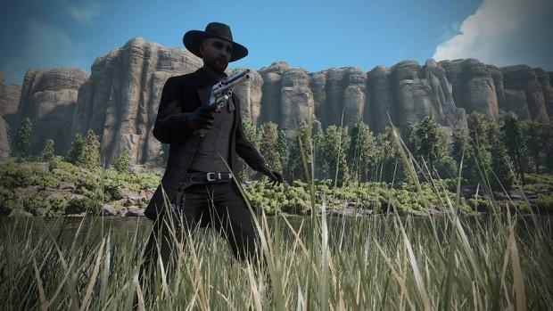 wild west online rebranded as two games one survival one. Black Bedroom Furniture Sets. Home Design Ideas