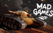 "Mad Max Designer Lends His Skills To World Of Tanks Blitz's ""Mad Games"""