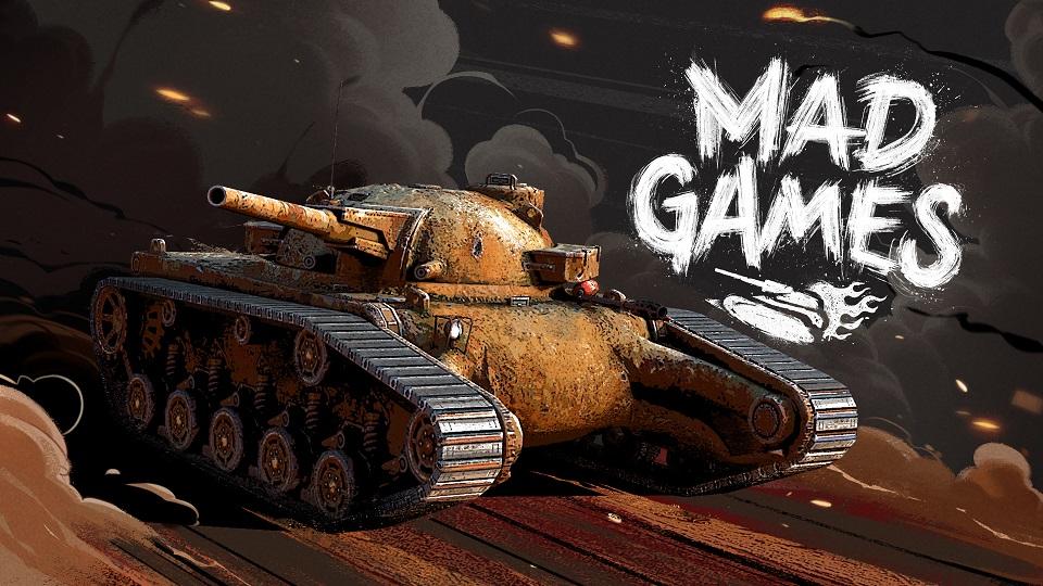 Mad Max Designer Lends His Skills To World Of Tanks Blitz's