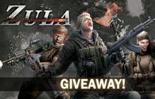 ZULA Gift Key Giveaway (Europe Only)