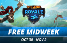Updated: Get In On The Battlerite Royale Action For Free This Week Only