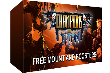 Champions of Titan Gift Key Giveaway