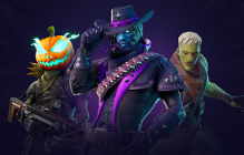 Fight The Spooky Cube Monsters In Fortnite's Halloween-Themed Event