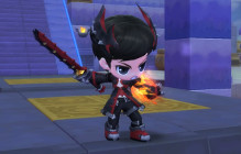MapleStory 2's Official Launch Includes A Big Update