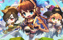 MapleStory 2 Officially Launches Today, Prizes Galore