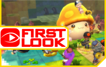 MapleStory 2 - Gameplay First Look