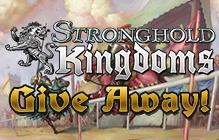 Stronghold Kingdoms Gift Key Giveaway