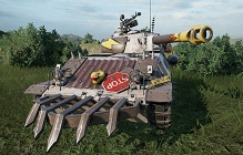 World Of Tanks Has New Comics-Themed Vehicles For Mercenaries And Esports Tourney This Weekend For Blitz
