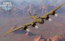 "World Of Warplanes Adds American ""Flying Fortress"" Heavy Bombers"