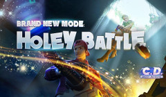 "New ""Holey Battle"" Mode Released For Sandbox Survival Game Creative Destruction"