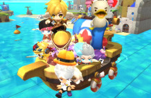 MapleStory 2 Makes Some Onyx Crystals Available Account Wide