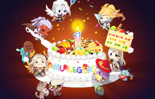 A Year Already? Get Free Items for MU Legend's First Birthday