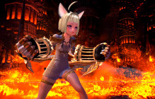 Create Your Very Own Elin Brawler When TERA's Fiery Featherweights Update Launches