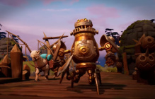 Torchlight Frontiers Trailer Introduces Hot New Clockwork Robot Class: The Forged