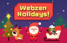 WEBZEN Holidays Gift Key Giveaway