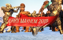 Entropia Universe Offers Merry Mayhem Events For A Chaotic Christmas
