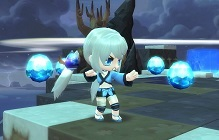 MapleStory 2's Skybound Expansion Adds Hybrid Magic-Using Class And Easier Raids