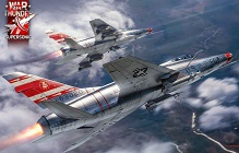 War Thunder Goes Supersonic In End-of-Year Update