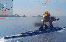 World of Warships: Legends Closed Beta Kicks Off Dec. 21