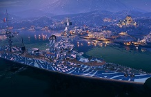 World of Warships Holiday Update Includes Gifts, Challenges, And A Warships-only Premium Account