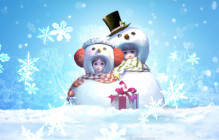 Collect Snowballs And Get Special Prizes In Aion's Holiday Event