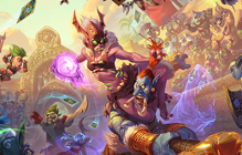 Rastakhan's Rumble Arrives In Hearthstone