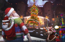 Gamigo's Holiday Celebration Includes Trove, Rift, And Other Trion Games