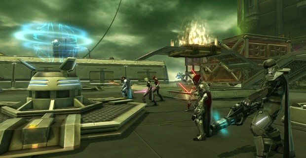 SWTOR Prepares For Jedi Under Siege Update With All Kinds Of Stuff For Players