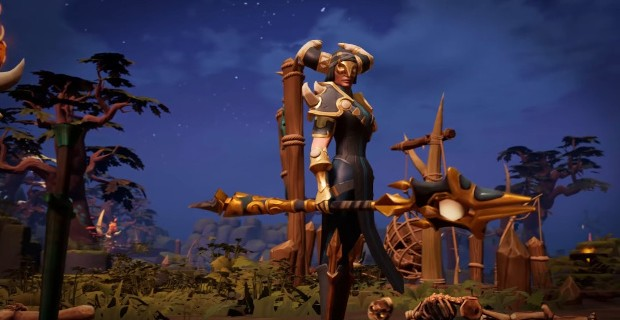 It's All About Balance as Torchlight Frontiers Reveals Dusk Mage Class