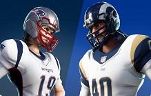Fortnite: Battle Royale Brings Back NFL Outfits For Super Bowl LIII