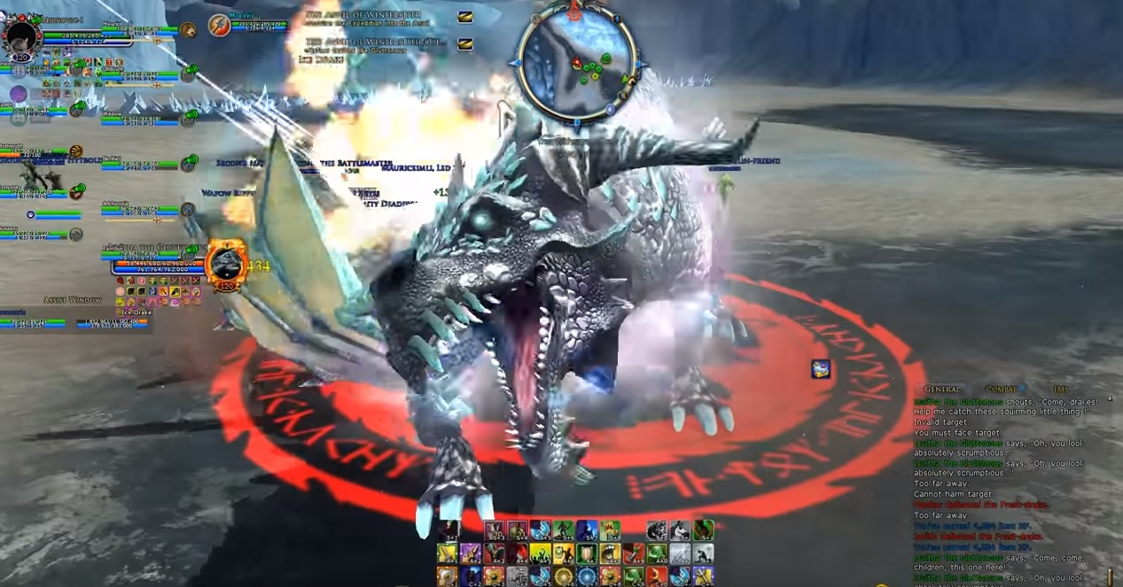 LotRO Has A New Update Today And A New Raid Tomorrow - MMO Bomb