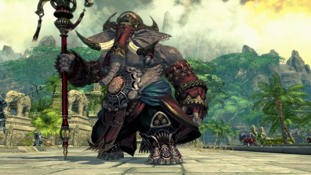 Blade & Soul Devs Offer Up Information On A New Class - MMO Bomb