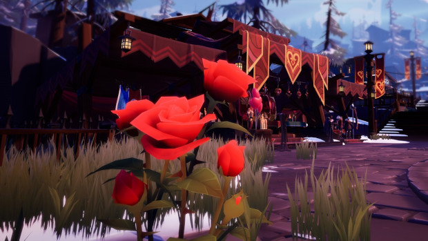 Dauntless' Season 2 Hunt Pass Is Filled With Love - MMO Bomb