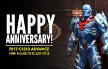DCUO Celebrates Its 8th Anniversary With New Episodes, Gifts, And More