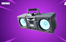 Fortnite Adds Musical Warfare With The Boom Box Item