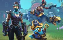 Realm Royale's Battle Pass 2 Pits Pirates Against Ninjas