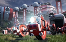 Vehicular MOBA Switchblade Exits Early Access, Goes F2P On Jan. 22