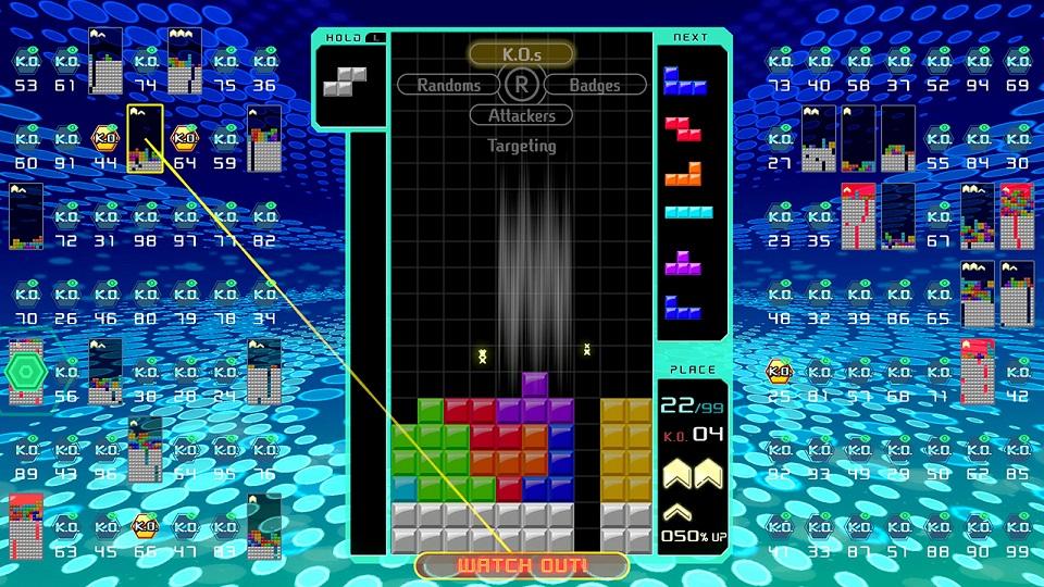 Got Enough Battle Royales Yet If Not Here S Tetris 99