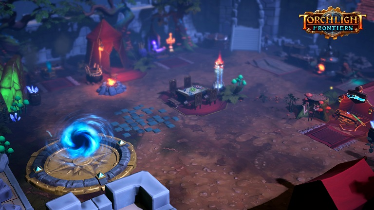 Interview: How Community Feedback Is Shaping Torchlight Frontiers