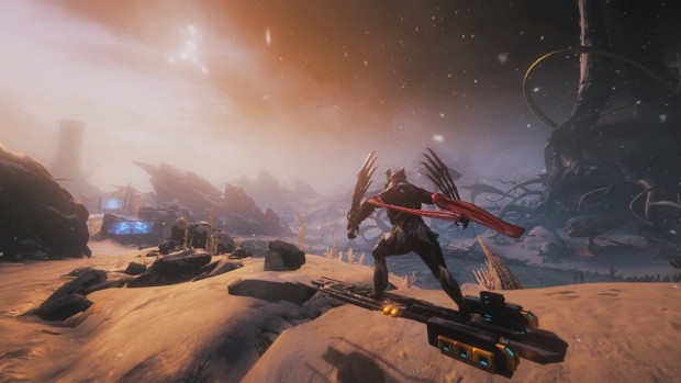 Warframe's Fortuna Expansion Arrives On Switch Today