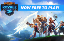 The Day Has Arrived! Battlerite Royale Is Officially Free-To-Play